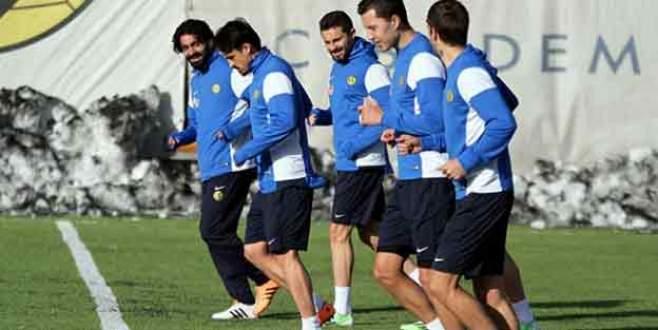 Eskişehirspor'da Galatasaray maçı hazırlıkları sürüyor