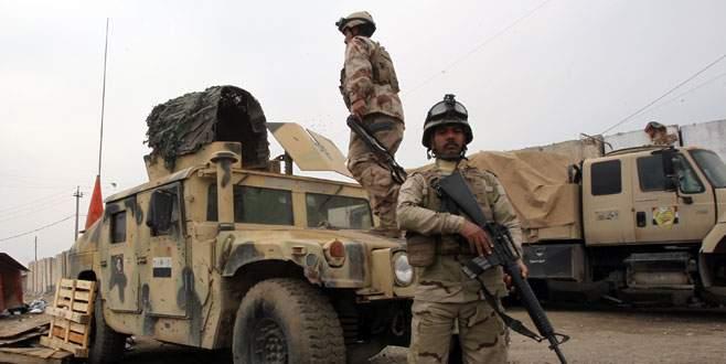 Irak ordusunun kontrolü artık o ülkede