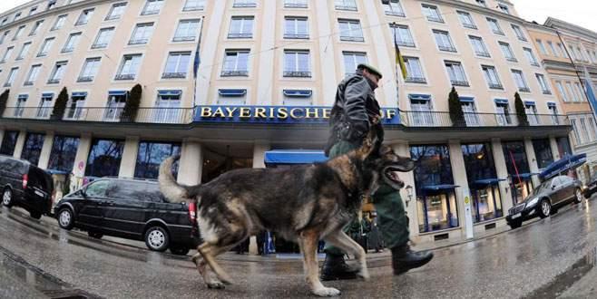 Münih'te Türkiye krizi yaşandı