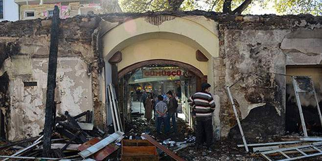 Beylik Han'a restorasyon