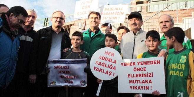 Bakan Müezzinoğlu'nun söz verdiği bisikletler geliyor