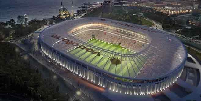 Vodafone Arena'da geri sayım sürüyor