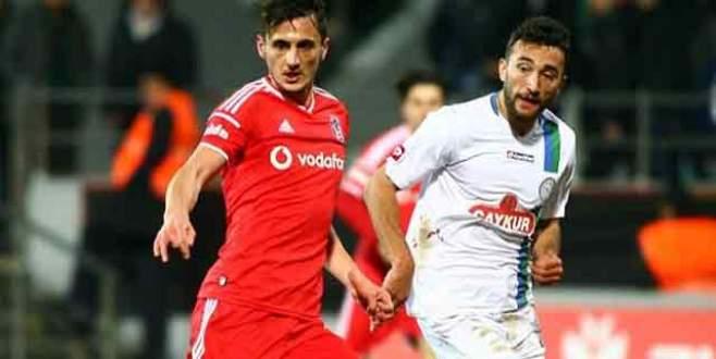 Beşiktaş ile Çaykur Rizespor 30. maça çıkıyor