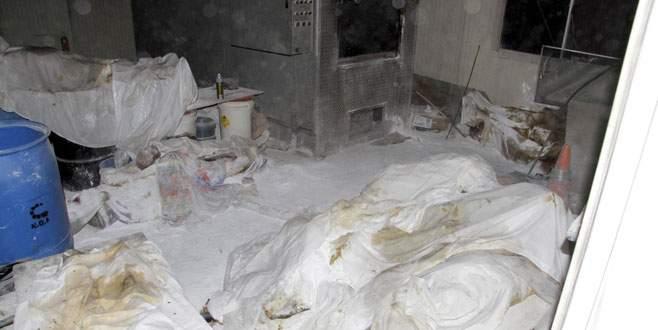 Meksika'da çarşafa sarılı 61 ceset bulundu