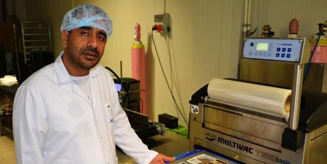 Türkiye'nin et markası olmak istiyoruz