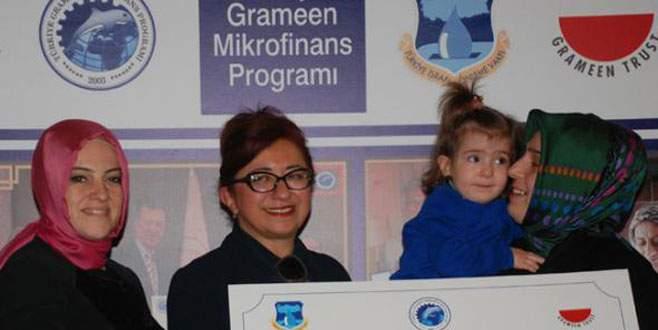 Girişimci kadınlara 375 milyon TL
