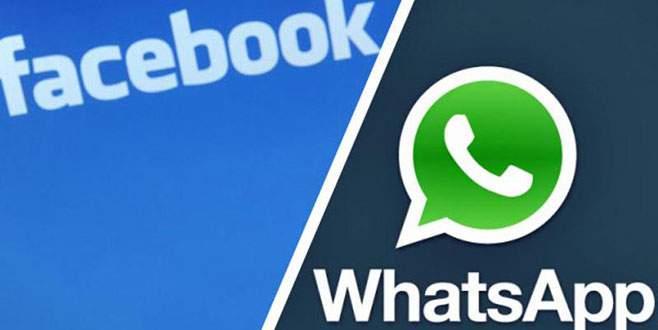 WhatsApp ve Facebook'tan ortak yenilik!