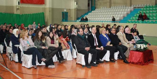 Bursa'da kanser hastalarına musiki morali
