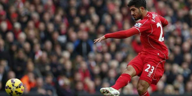 Emre Can Liverpool'da mutlu