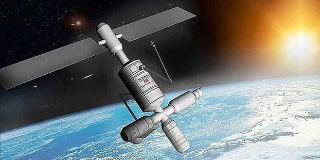 Türksat 4B haziranda fırlatılacak