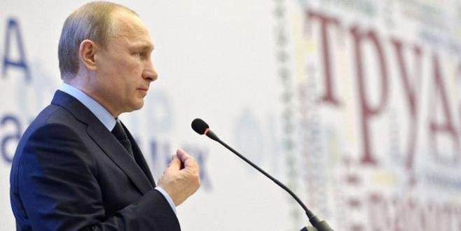 Putin: Ukrayna krizinin sorumlusu Batı