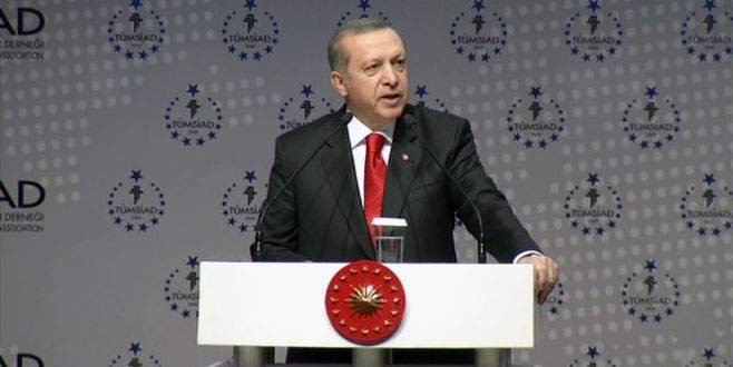 Cumhurbaşkanı Erdoğan'dan kendi elleriyle ilk tweet
