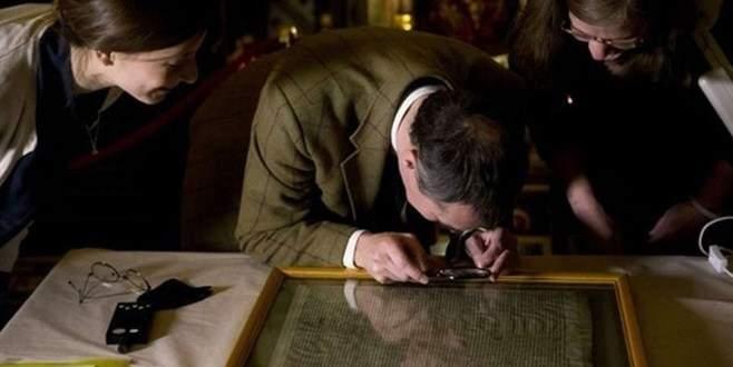 700 yıllık belge ortaya çıktı