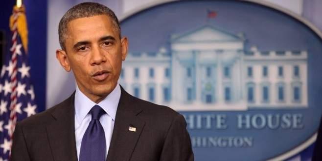 Obama'dan başsağlığı mesajı