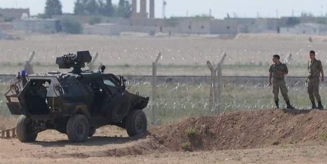 Sınırda IŞİD operasyonu