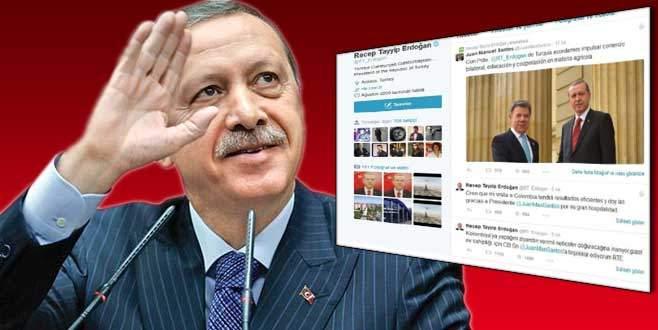 Cumhurbaşkanı Erdoğan'dan ikinci tweet!