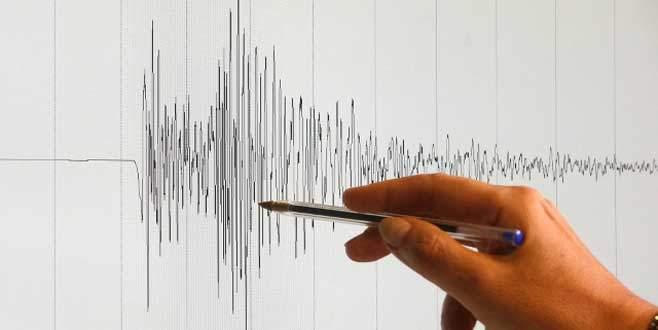 Şili – Arjantin sınırında deprem!
