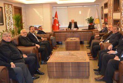 Oda başkanlarından Torun'a destek
