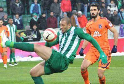 'Bursaspor'da kalmak istiyorum'