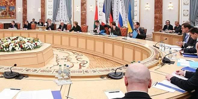 Ukrayna için çetin müzakereler