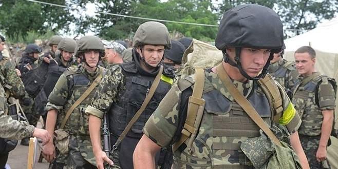 'Ukrayna ordusuna eğitim desteği verebiliriz'