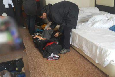 Uludağ'da uyuşturucu operasyonu