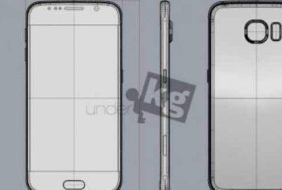 Samsung Galaxy S6'nın tasarımı ortaya çıktı