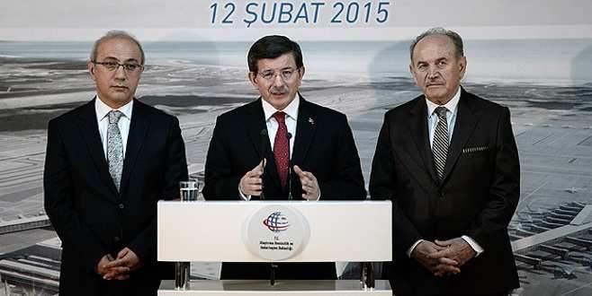 'Havalimanı projesi istikrarın göstergesi'