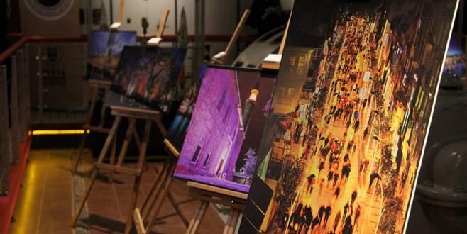 'Şehrin Işıkları' sergisi Enerji Müzesi'nde