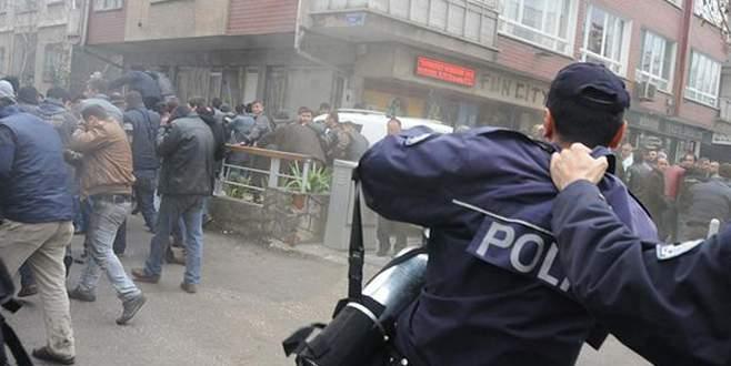 Amirinden polise: Sık ulan sık