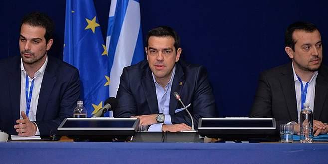 Yunanistan Troyka'nın hazırlık çalışmasını onayladı