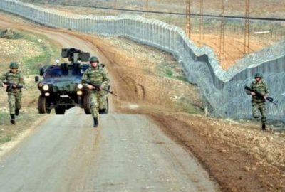 Suriye sınırında gerginlik: 1 ölü, 4 yaralı