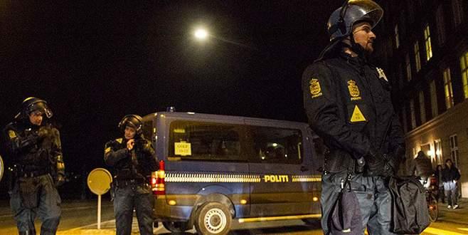 Danimarka'da Charlie Hebdo saldırısı