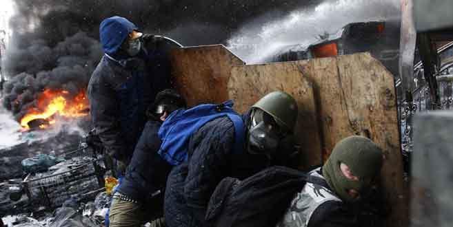 Ukrayna'da kırılgan ateşkes