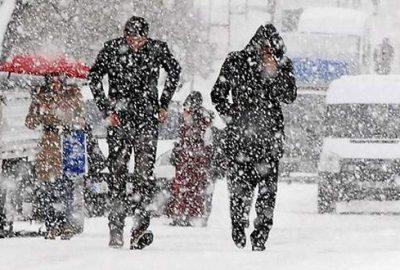 Sibirya soğukları ve kar geliyor!