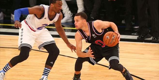 NBA'de 'All-Star' maçını Batı kazandı