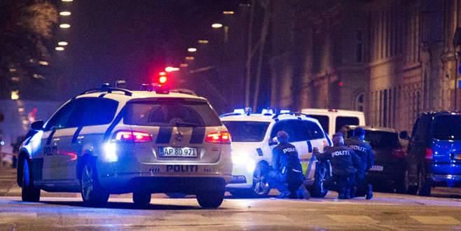 Danimarka saldırganına yardım eden iki kişi tutuklandı