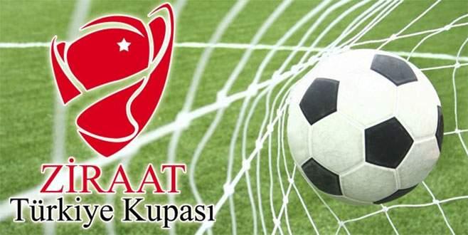 Bursaspor'un kupadaki rakibi Gençlerbirliği oldu