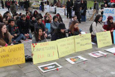 Uludağ Üniversitesi'nde Özgecan eyleminde gerginlik