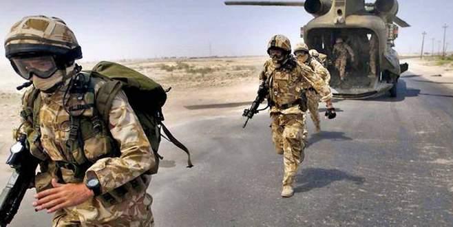 İngiltere askerlerine 'intihar edin' emri verdi
