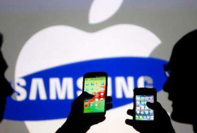 Apple Samsung'u ezdi geçti