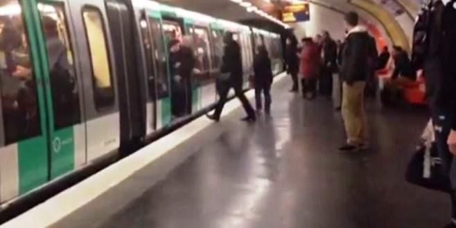 'Sen Afrikalısın metroya binemezsin'