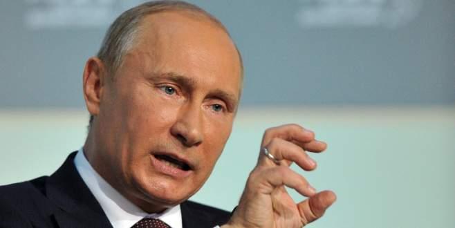 Putin: Türkiye'den vazgeçmem