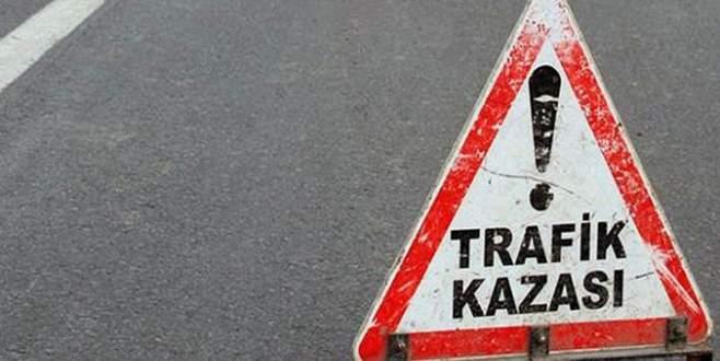 Yolcu otobüsü devrildi: 1 ölü 21 yaralı
