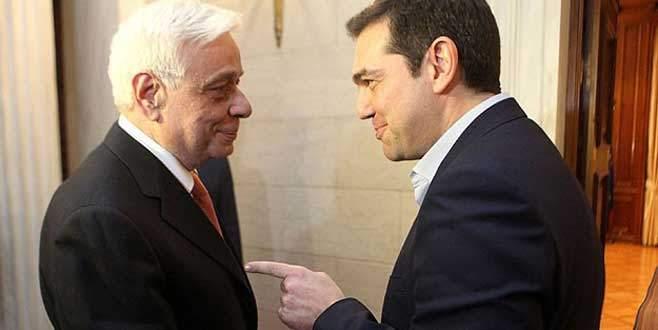 Yunanistan'ın yeni Cumhurbaşkanı Pavlopulos