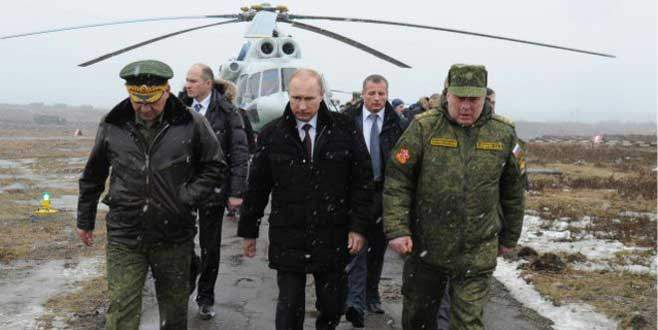 'Baltık ülkeleri Rus tehdidi altında'