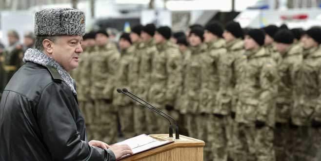 Poroşenko, BM'den Barış Gücü istiyor