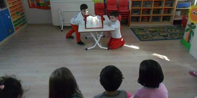 Çocuklar Bursa'nın değerleriyle büyüyecek