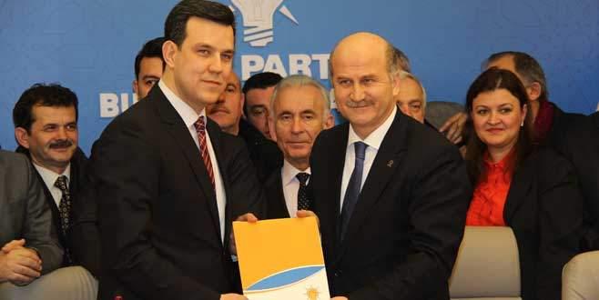 AK Parti'de adaylık için bugün son gün