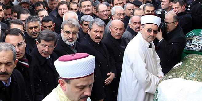 Fidan Yazıcıoğlu'nun cenazesi toprağa verildi